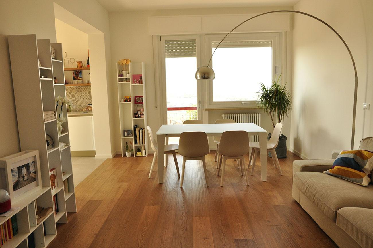 appartamento ristrutturato in via rossini ancona