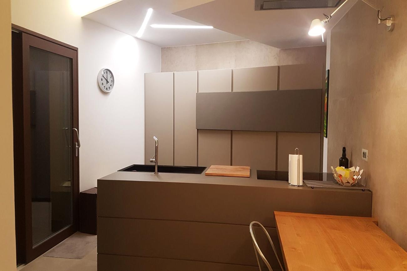 Ristrutturazione Appartamento via Tommasi Ancona