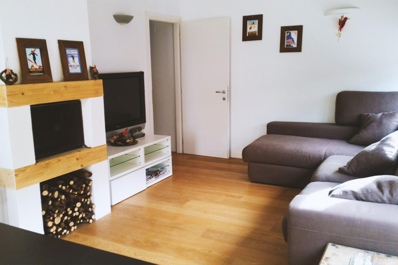 Ristrutturazione Appartamento San Martino di Castrozza
