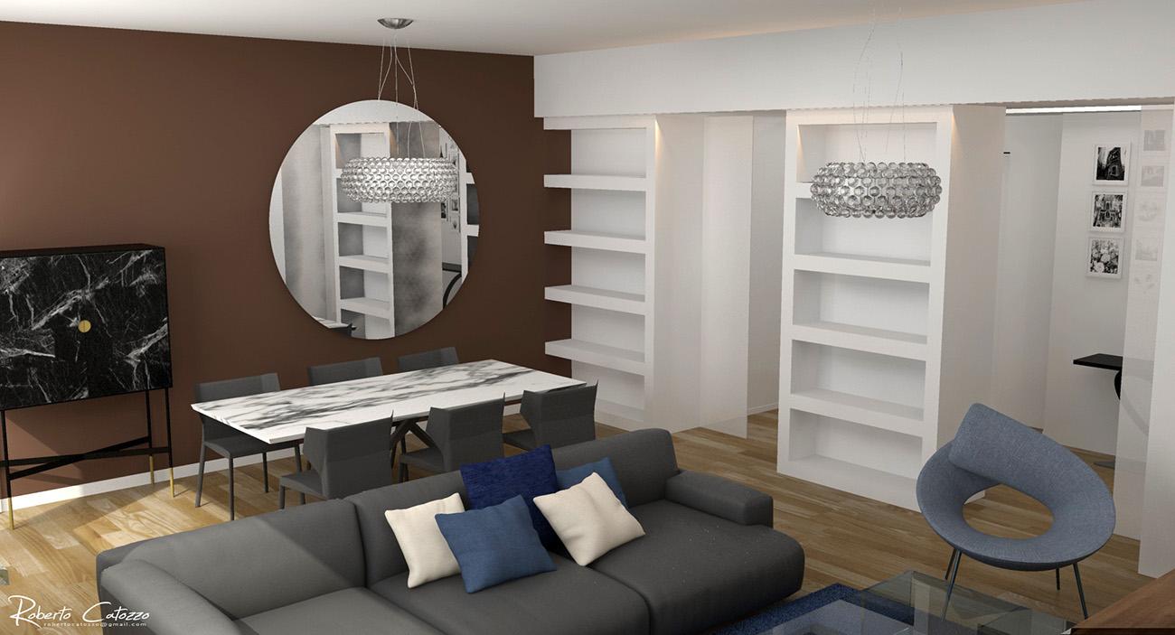 ristrutturazione appartamento via veneto ancona